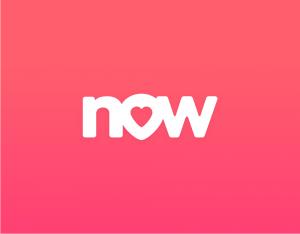 NOW app logo